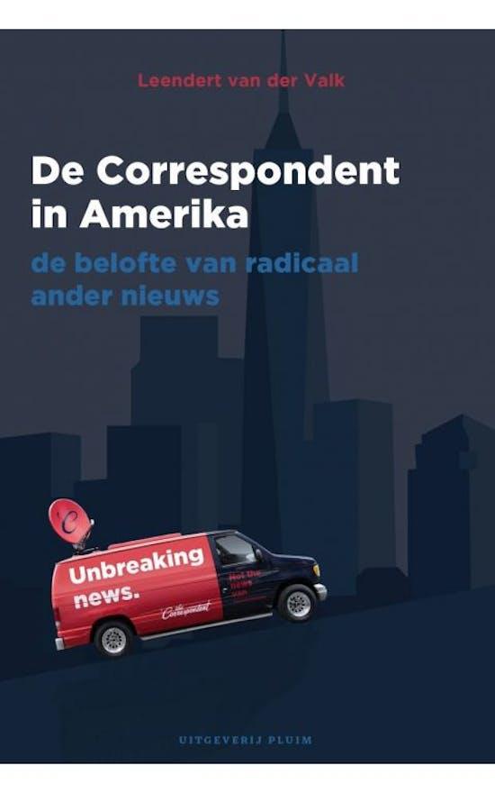 De Correspondent in Amerika ebook
